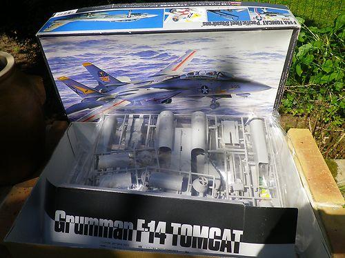 montage F-14 A Academy et hasegawa Kgrhqn13