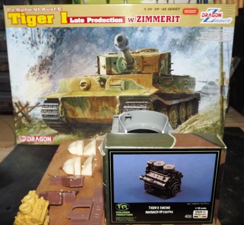 atelier de campagne normandie 1944 - Page 2 Tigre_11