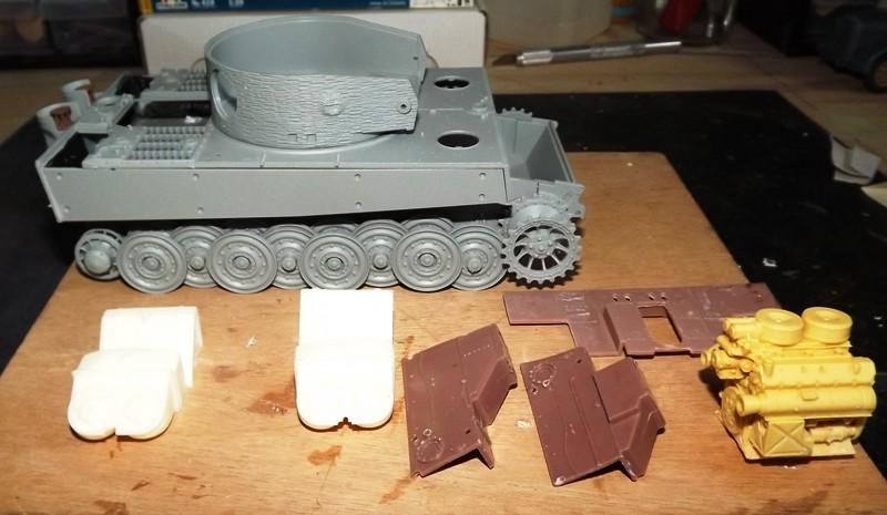 atelier de campagne normandie 1944 - Page 2 Tigre_12