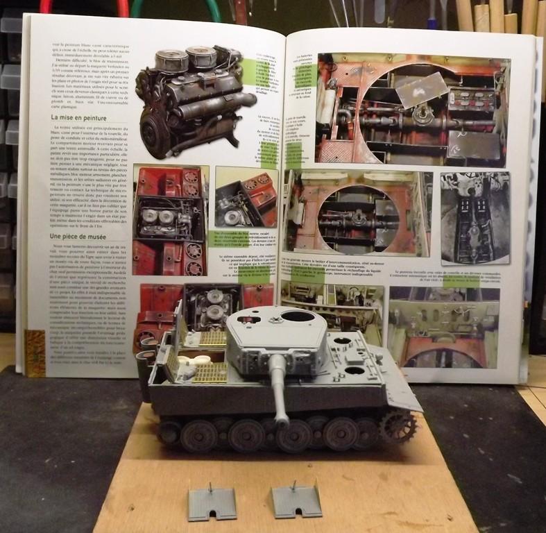 atelier de campagne normandie 1944 - Page 2 Tigre_14