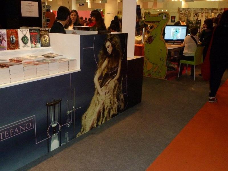 Salon du livre et de la presse jeunesse de Montreuil 30 novembre - 5 décembre 2011 710