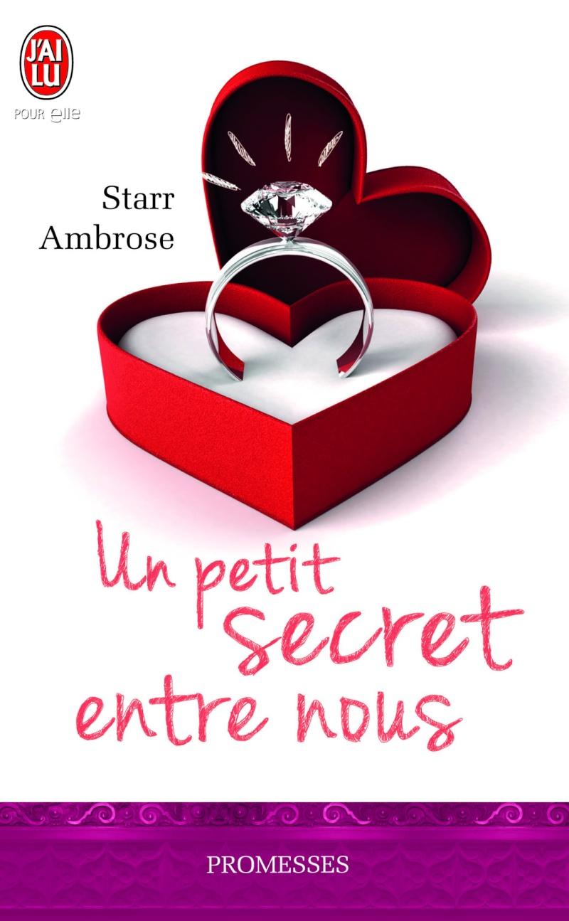 AMBROSE Starr - Un petit secret entre nous 97822916