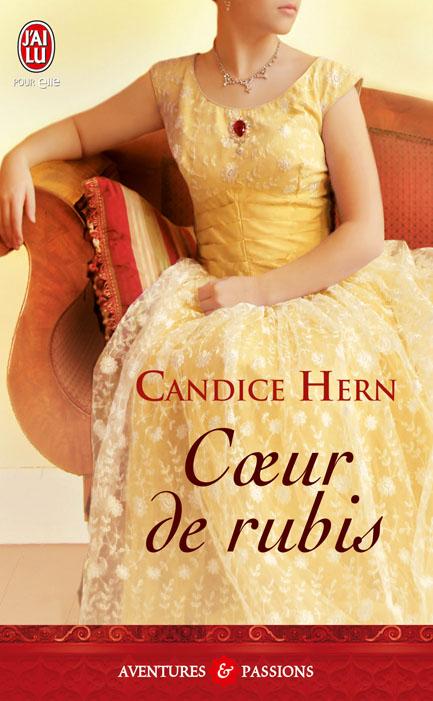 Coeur de rubis de Candice Hern 97822939