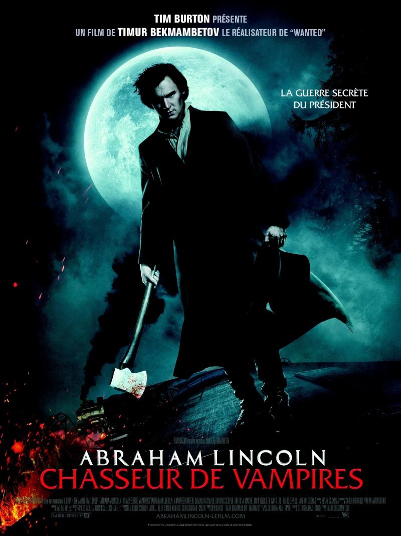 Abraham Lincoln, chasseur de vampires Abraha12