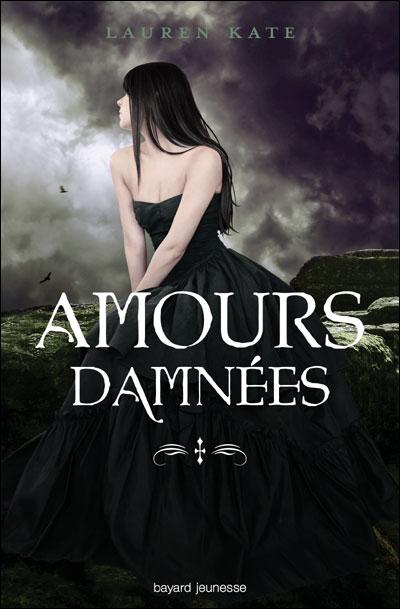 KATE Lauren - LA SAGA DES DAMNES - Tome 3,5 : Amours damnées Amours10