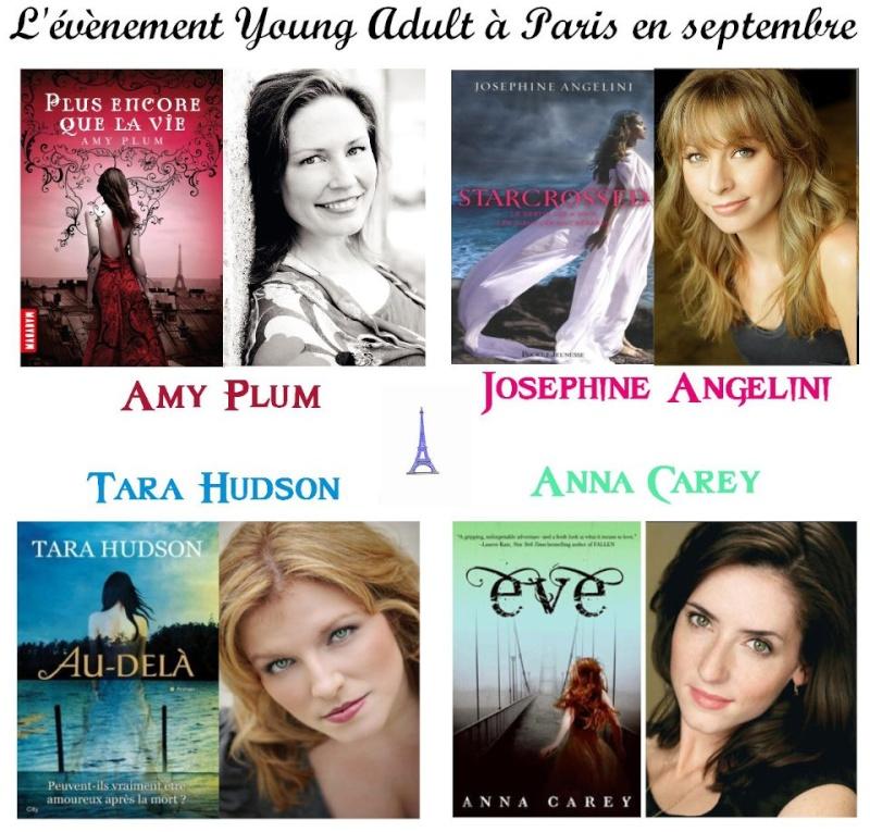 Rencontre avec Amy PLUM - Librairie l'Antre Monde 26 juin 2012 Amy_pl15