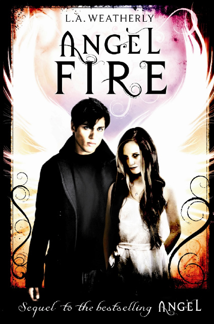 WEATHERLY L.A - ANGEL - Tome 2 : Angel Fire Angel_10