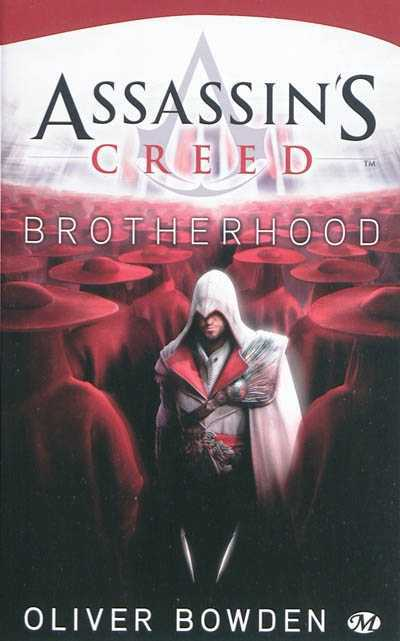 BOWDEN Oliver - ASSASSIN'S CREED - Tome 2 : Brotherhood Assass12