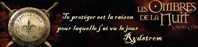 COLE Kresley - LES OMBRES DE LA NUIT - Tome 6 : Le baiser du Roi Démon - Page 2 Bannia11