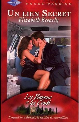 LES BARONE ET LES CONTI - Elizabeth Bevarly - Tome 4 : Un lien secret Barone12