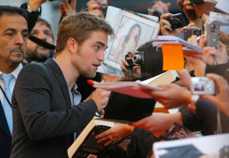 Fan Event Breaking Dawn part 1 - Paris Gaumont Opéra 23 octobre 2011 Bd410