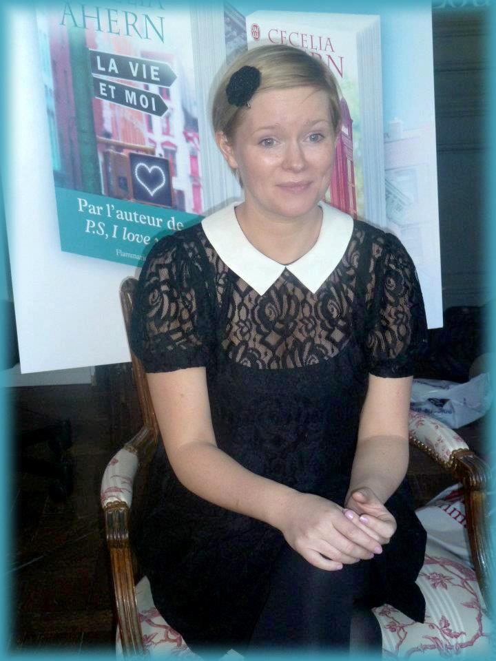Rencontre avec Cecelia AHERN - 27 mars 2012 C110