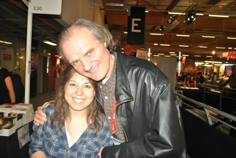 Salon du livre et de la presse jeunesse de Montreuil 30 novembre - 5 décembre 2011 Carina10