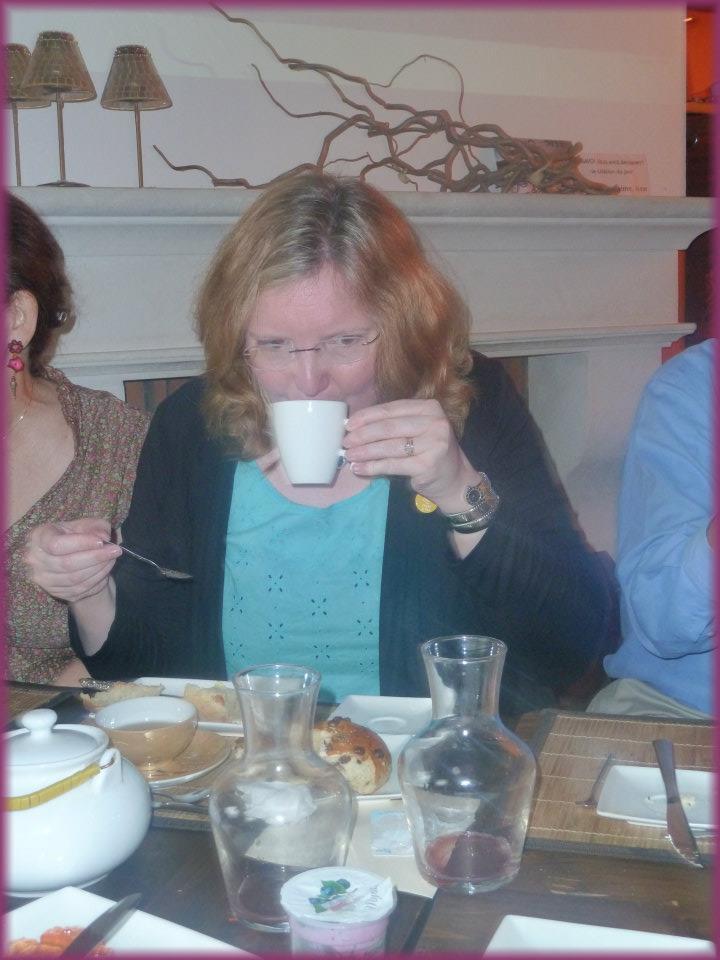 Rencontres magiques avec MaryJanice Davidson aux Imaginales 2012 Choco11