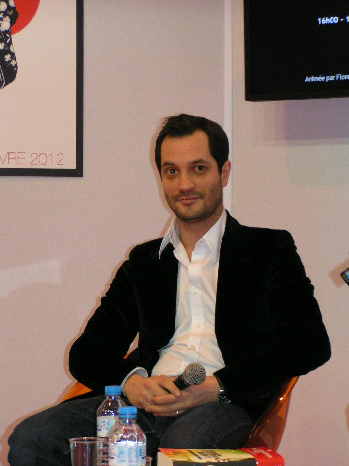 Conférence SDL 2012 - Romans Ados : Vampires, Loups Garous, Ange… et après ? Conf_311