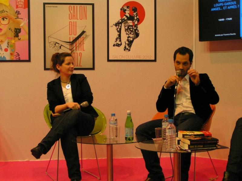 Conférence SDL 2012 - Romans Ados : Vampires, Loups Garous, Ange… et après ? Conf_411