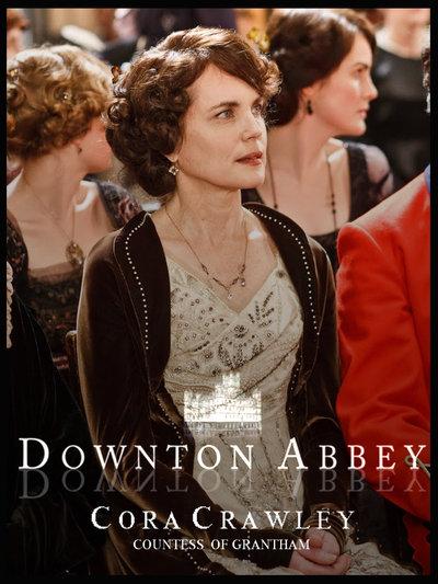 Donwton Abbey Cora_c10