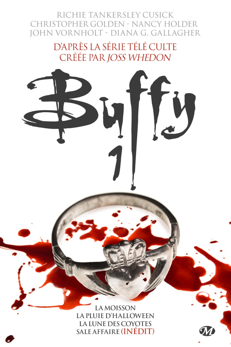 Anthologie - BUFFY - Tome 1 Couv_b10