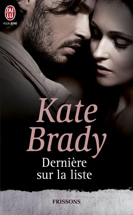 Sheridan - Tome 2 : Dernière sur la liste de Kate Brady Dernie10