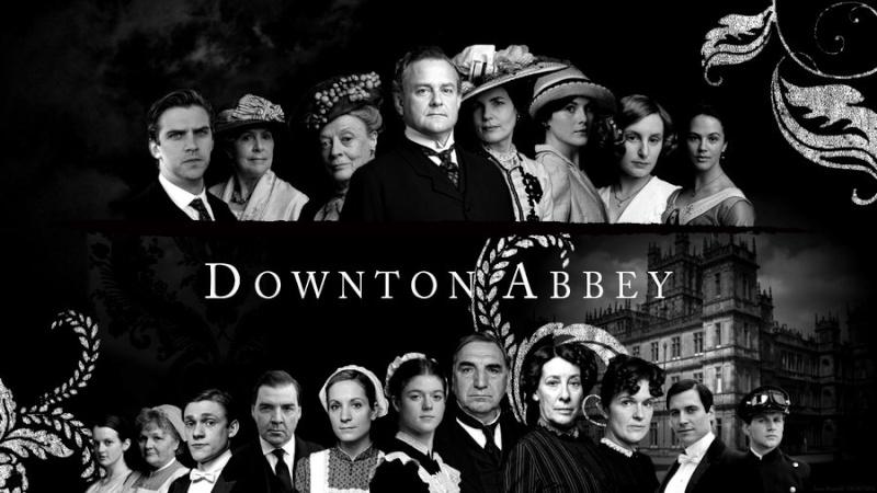 Donwton Abbey Downto16