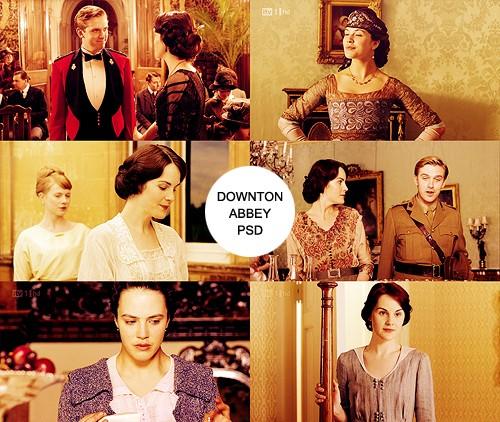 Donwton Abbey Downto18