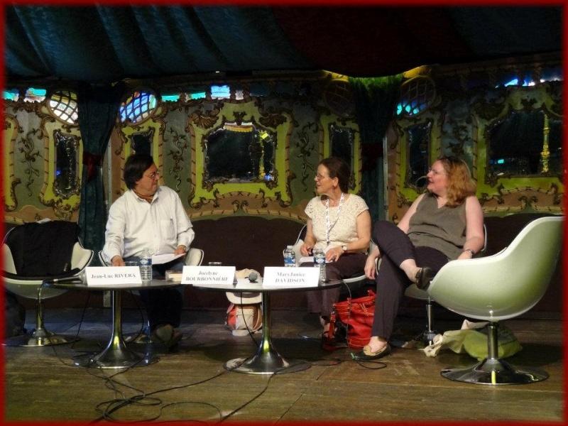 Rencontres magiques avec MaryJanice Davidson aux Imaginales 2012 Dream_11