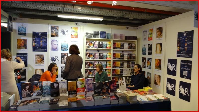 La Collection R à son premier salon du livre jeunesse de Montreuil - 28 novembre - 3 décembre 2012 Dsc00110