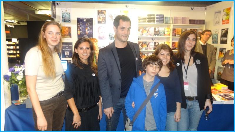 La Collection R à son premier salon du livre jeunesse de Montreuil - 28 novembre - 3 décembre 2012 Dsc00111