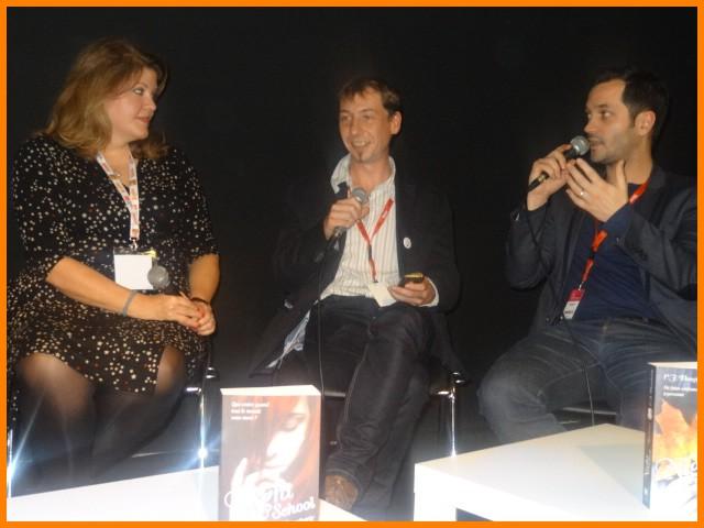 La Collection R à son premier salon du livre jeunesse de Montreuil - 28 novembre - 3 décembre 2012 Dsc00410