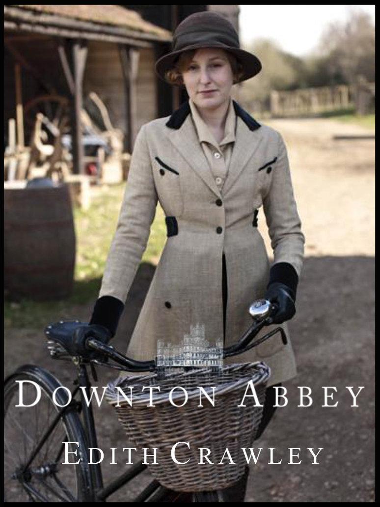 Donwton Abbey Edith_10