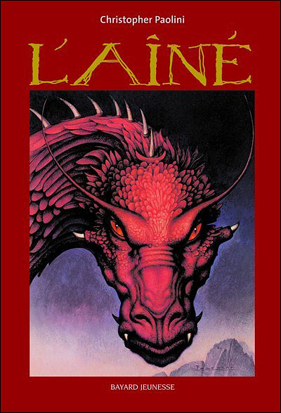 PAOLINI Christopher - ERAGON - Tome 2 : L'Aîné Eragon11