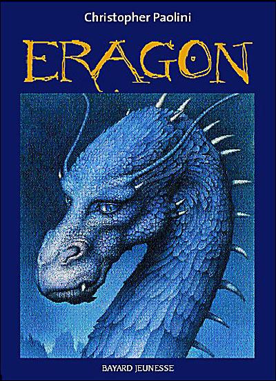 PAOLINI Christopher - ERAGON - Tome 1 : L'héritage Eroago10