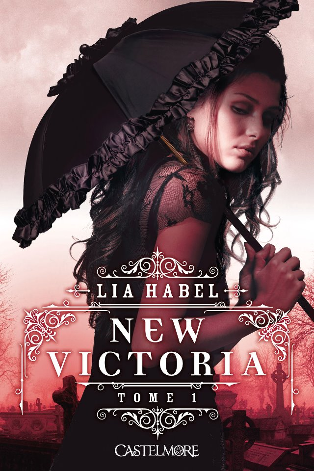 HABEL Lia - NEW VICTORIA - Tome 1 : New Victoria  Habel10