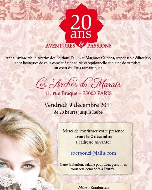 Soirée Aventures & Passion - 9 décembre 2011 Inivta10