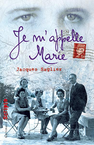 SAGLIER Jacques - Je m'appelle Marie  Je-m-a10