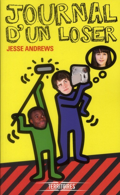 ANDREWS Jesse - Journal d'un loser  Journa11