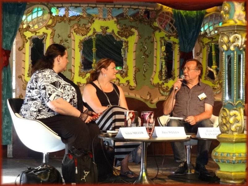 Rencontres avec Jaye WELLS - Imaginales 2012 Jw211