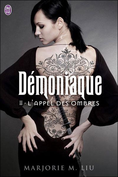 LIU Marjorie M. - DEMONIAQUE - Tome 2 : L'Appel de l'Ombre L_appe10