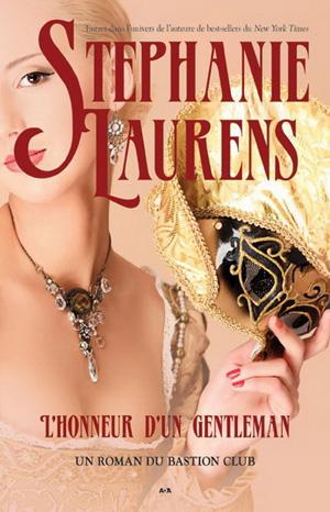 LAURENS Stephanie - LE BASTION CLUB - Tome 3 : L'honneur d'un gentleman L_honn10