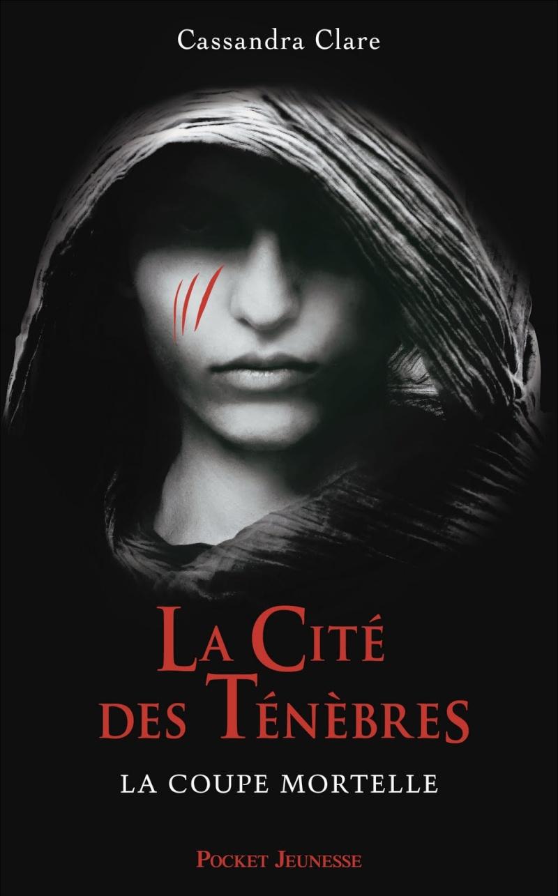 CLARE Cassandra  - LA CITE DES TENEBRES - Tome 1 : La coupe mortelle  Lacite10