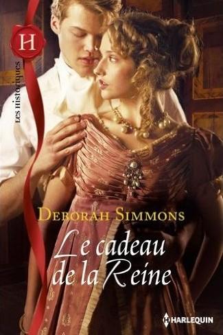 SIMMONS Deborah - Le cadeau de la reine Le_cad10
