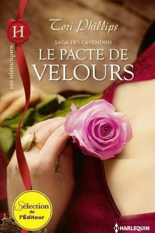 PHILLIPS Tori - LA SAGA DES CAVENDISH - Tome 1 : Le pacte de velours Le_pac10