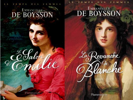 Rencontre avec Emmanuelle DE BOYSSON - Paris -  4 juillet 2012 Le_tem10