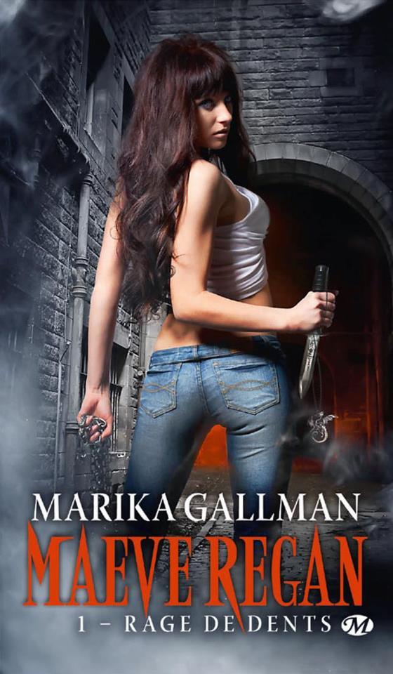 GALLMAN Marika - MAEVE REGAN - Tome 1 : Rage de dent Maeve_10