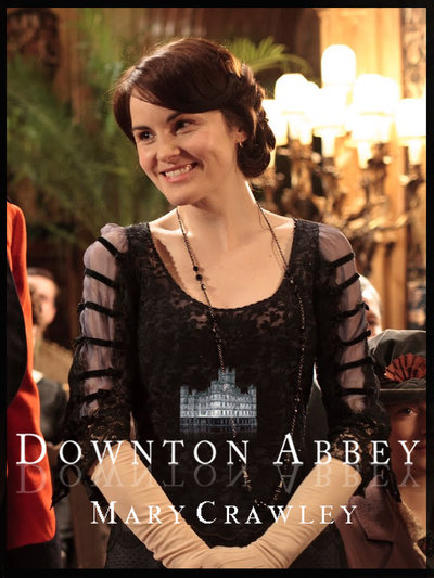 Donwton Abbey Mary_c10