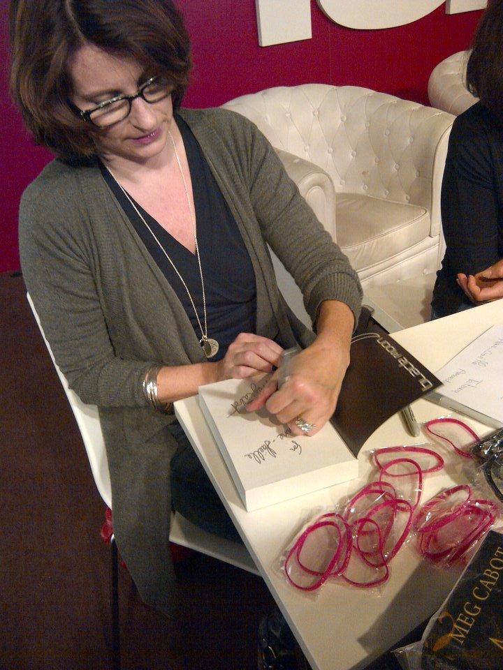 Salon du livre et de la presse jeunesse de Montreuil 30 novembre - 5 décembre 2011 Meg710