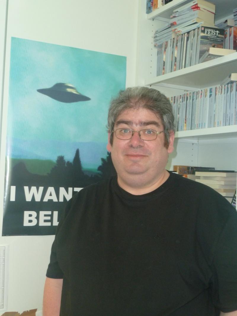 Rencontre avec Ben AARONOVITCH 12 avril 2012 P1040810