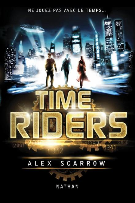 SCARROW Alex - TIME RIDERS - Tome 1 Resize10