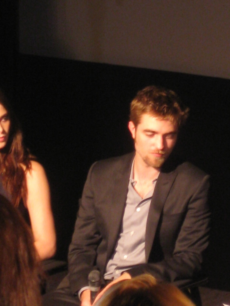 Fan Event Breaking Dawn part 1 - Paris Gaumont Opéra 23 octobre 2011 Robert11