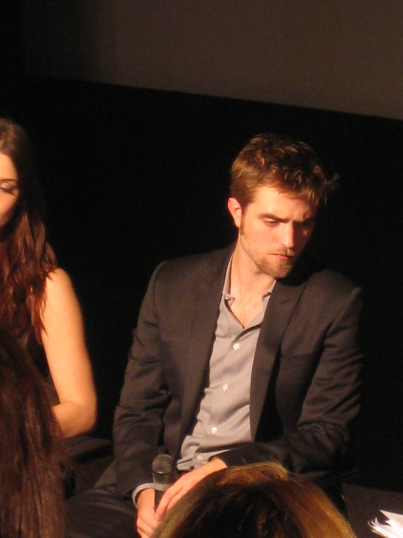 Fan Event Breaking Dawn part 1 - Paris Gaumont Opéra 23 octobre 2011 Robert12